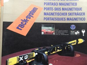 Porte skis magn tique matteofribourg for Porte ski magnetique